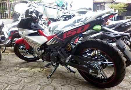 Spesifikasi Jupiter MX King