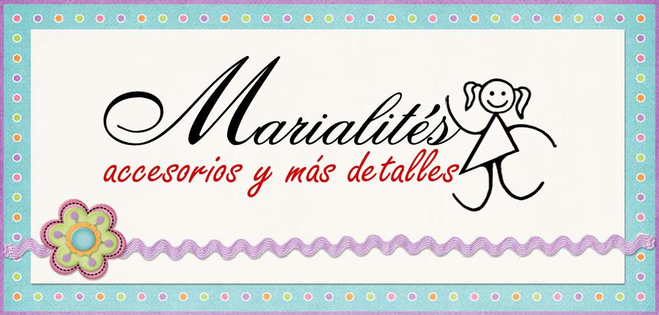 Marialités