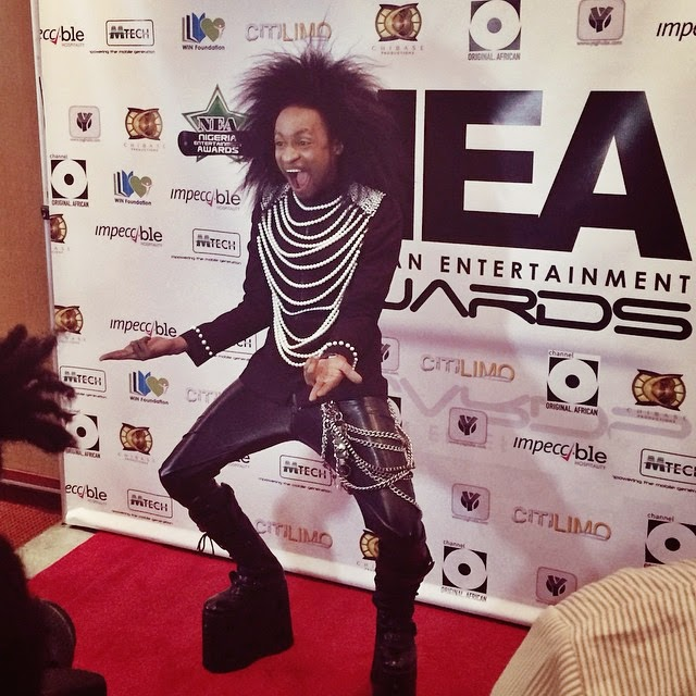 Photos of Celebrities At The 2014 Nigerian Entertainment Awards Held In Newyork