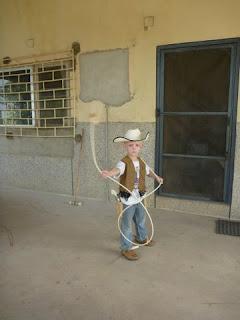 A Real Live Cowboy