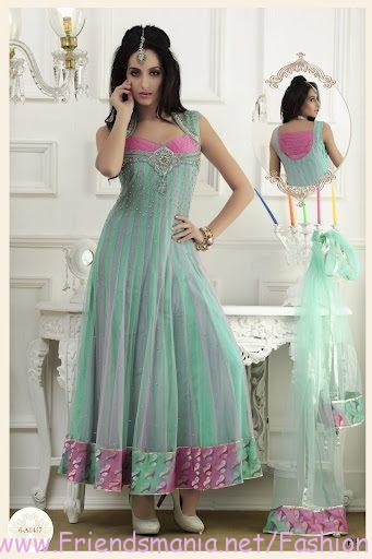 Bridal-Winter-Readymade-Anarkali-Dresses-Designs