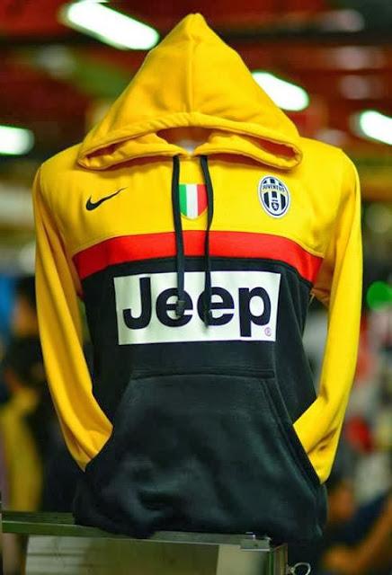 Grosir Jumper Hoodie Juventus 3d Yellow Red Black - Big Match Jersey - Pin 32826B0C