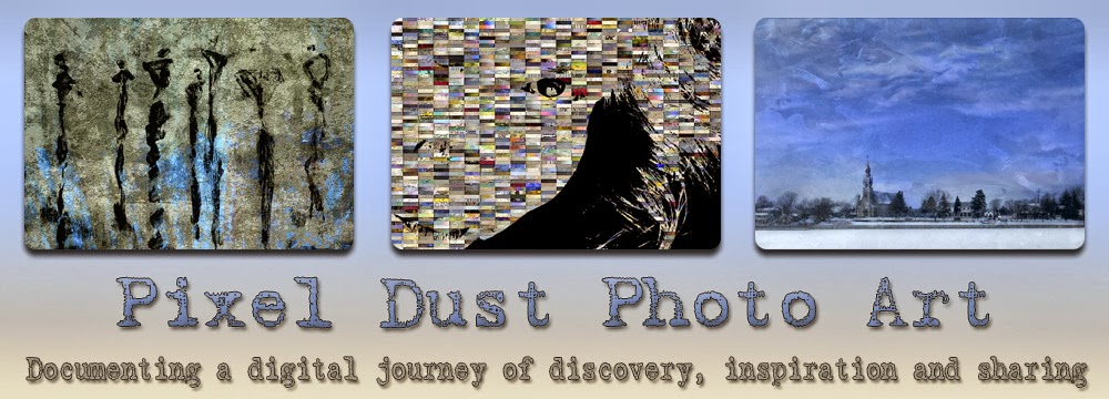 Pixel Dust Photo Art