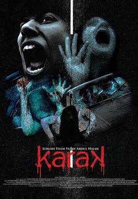 Poster Filem Karak