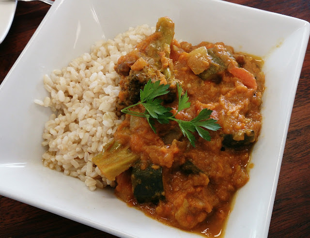 Street Organics, Malvern, vegan, curry, rice