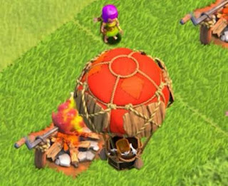 Barcher Formation Clash Of Clans for Town hall level 6