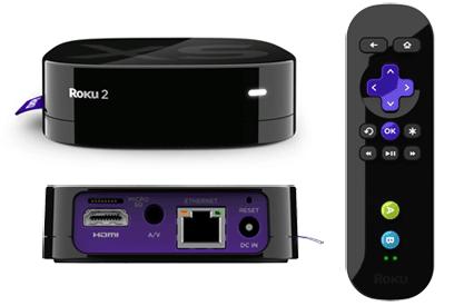 Crazy Digital Time Roku 2 Xs 1080p Streaming Player
