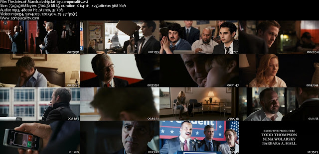 The Ides of March DVDRip Español Latino