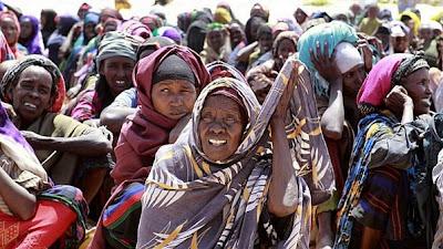 ÁFRICA/SOMÁLIA - Caritas Somália: quatro milhões de somalis em condições críticas, 250.000 gravemente desnutridos