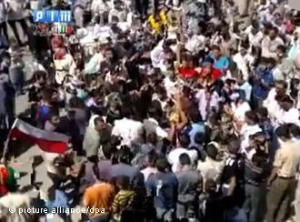 ACORDO DE PAZ COM LIGA ÁRABE NÃO CESSA VIOLÊNCIA NA SÍRIA