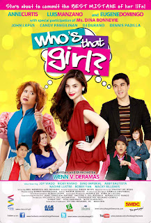 anne curtis, luis manzano, Who's That Girl?