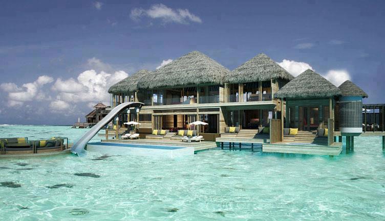 Showme nan ultimate beach house bora bora