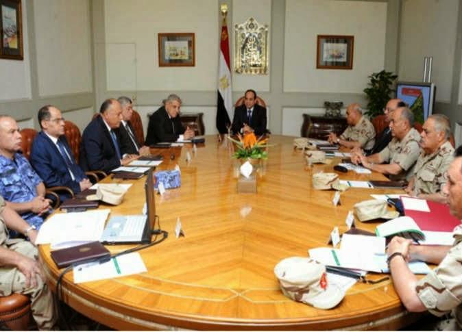 مصر: قرار جمهوري خطير من السيسي بعد مقتل 27 جندي في سيناء.