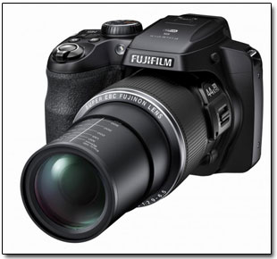 Суперзум FinePix S8400W