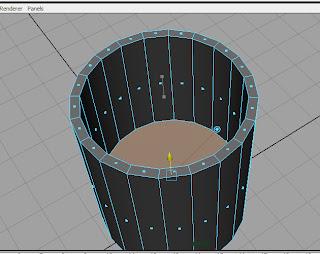 Realistic Glass Modeling - Maya Tutorial-11