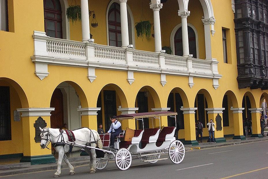 Lima Taxi Tour