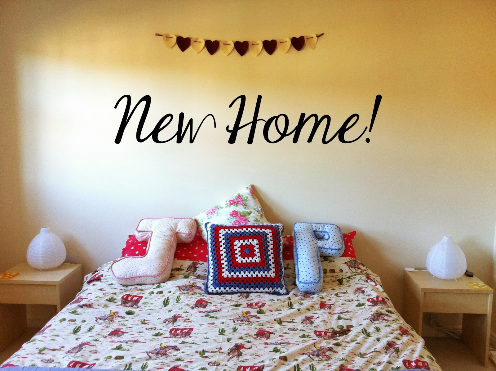 Welcome to New Home