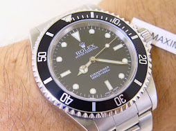 ROLEX SUBMARINER NODATE TWO LINERS - ROLEX 14060M TWO LINERS - K SERIES 2002