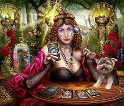 CONSULTA  AO TAROT NO BLOG