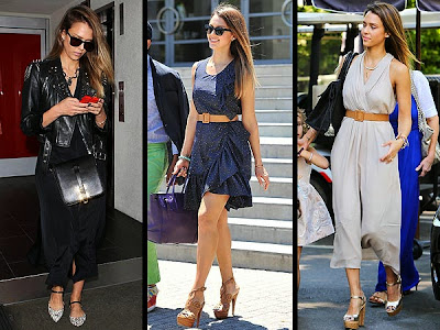 The Stunning Style of Jessica Alba