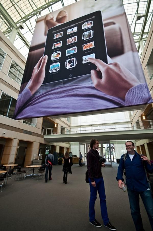 Fotografias Da Sede Da Apple