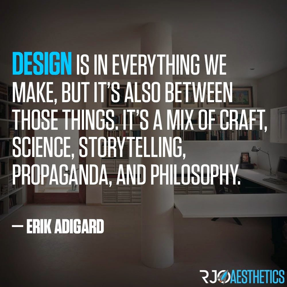 inspirational design quotes be inspired