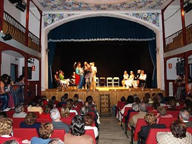Escenario Teatro León Felipe