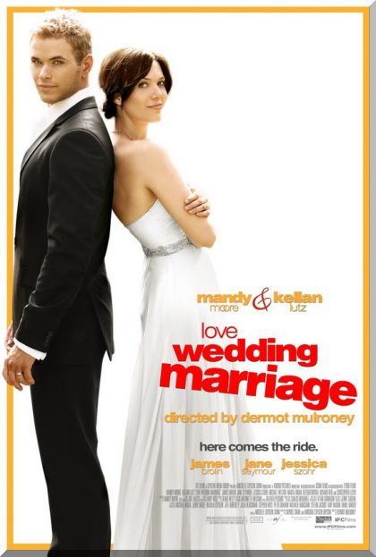 Filme Poster Love, Wedding, Marriage DVDRip XviD & RMVB Legendado
