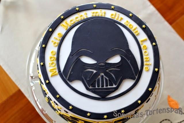 Immer Wieder Sonntags Star Wars Torte