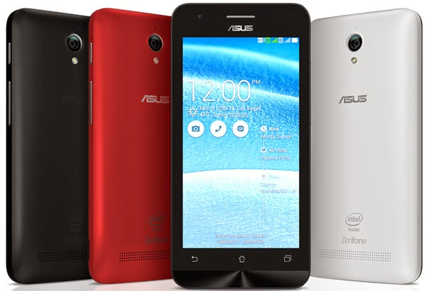 ASUS launches Dual-SIM ZenFone C (ZC451CG) in India at ₹5,999 with 4.5-inch display
