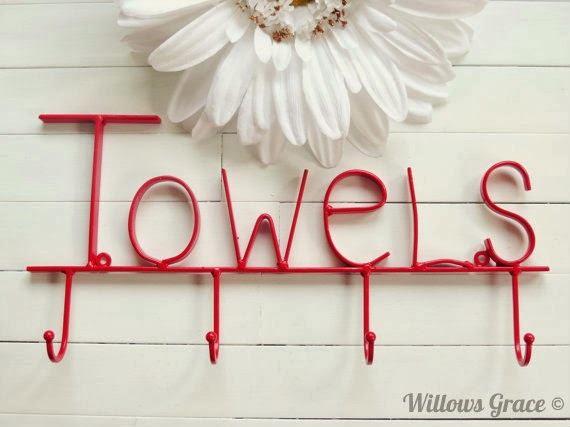 Towels Wall Hook