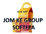 SOFTFEA ORANGE FIBER DIET DRINK (RM49.90 SEKOTAK/10 SACHET)
