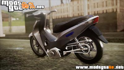 SA - Honda Biz 125