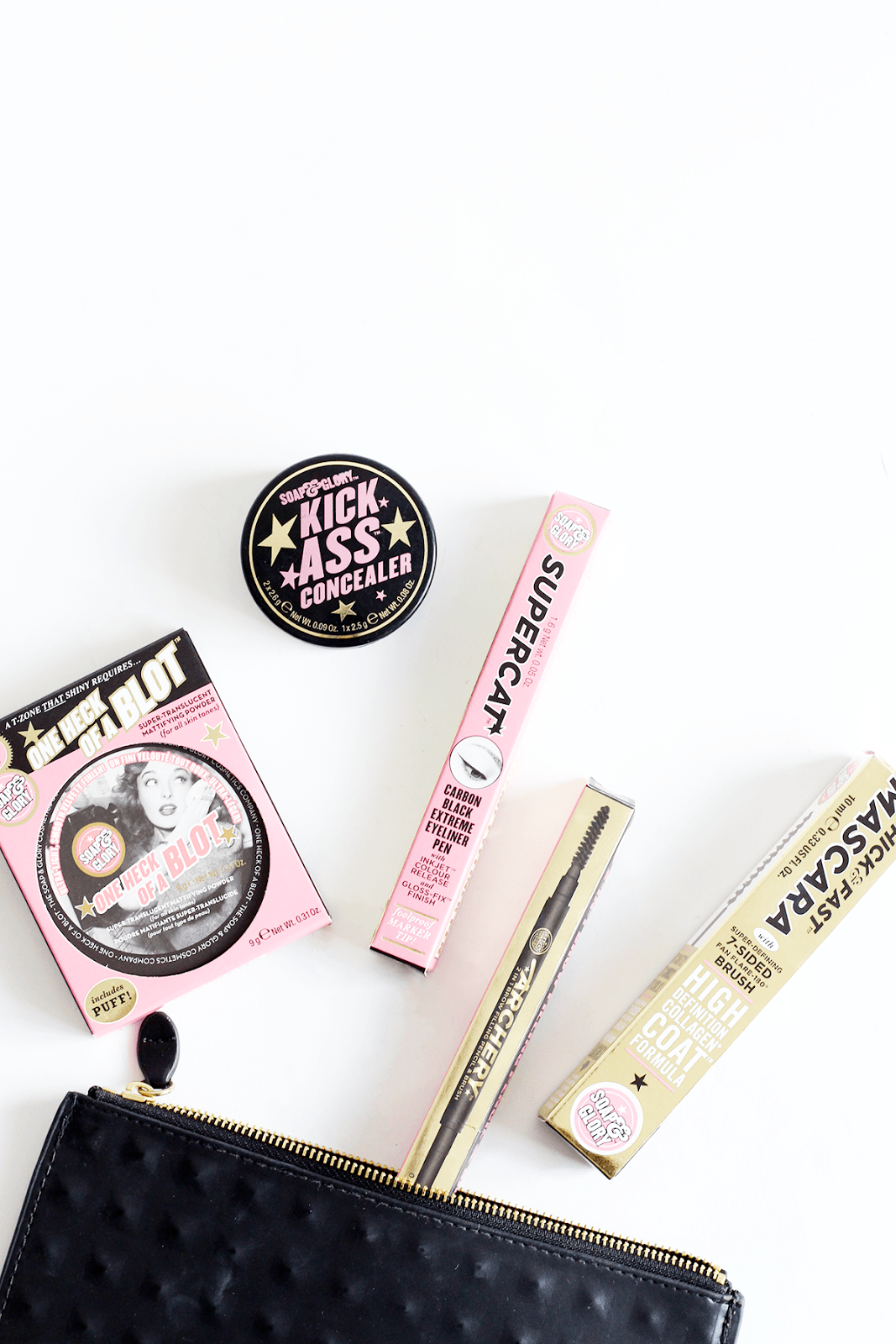 BEAUTY: Soap and Glory Makeup - The Lovecats Inc