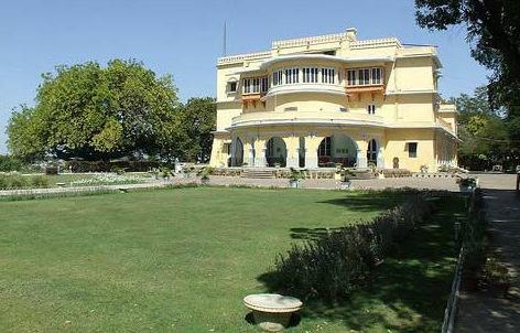 Brij Raj Bhawan Palace