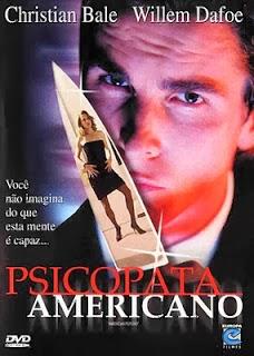 Filme Psicopata Americano Dublado AVI DVDRip