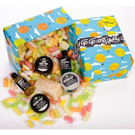 Sorteo Lote de productos Lush gracias a Evax