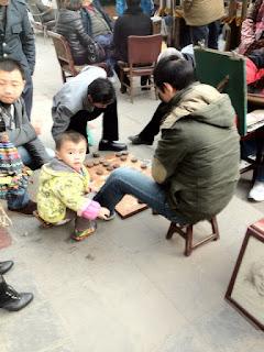Per strada a Xi'an