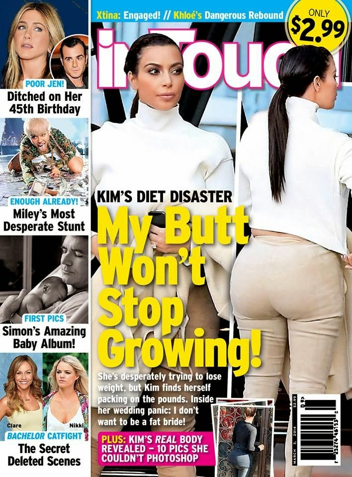 ok Magazine Kim Kardashian Kim Kardashian Magazine Covers