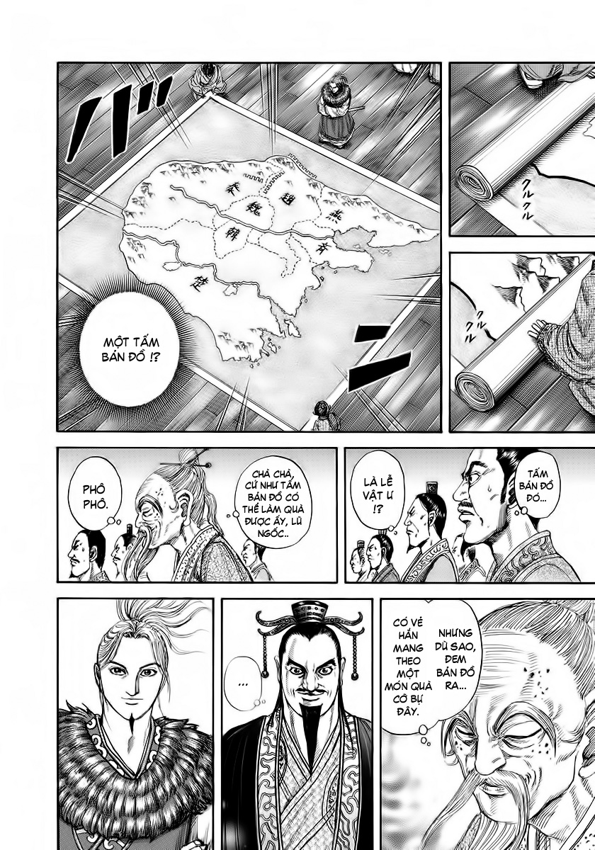 Kingdom - Vương Giả Thiên Hạ Chapter 176 page 13 - IZTruyenTranh.com
