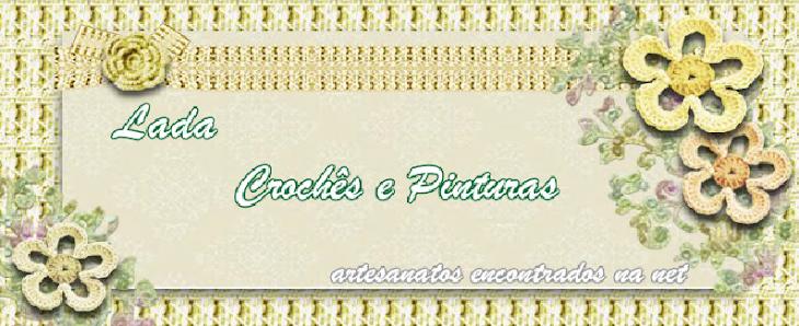 Lada Crochês e Pinturas