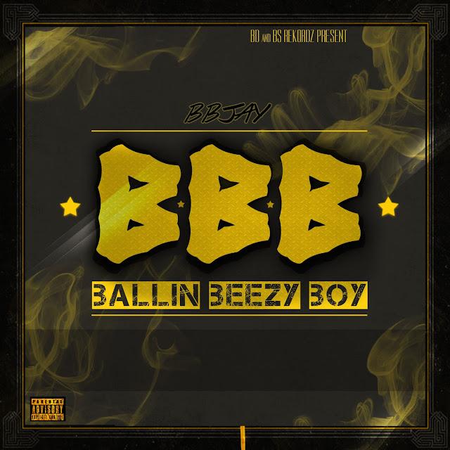 """BBJay lança a mixtape """"Ballin Beezy Boy"""""""