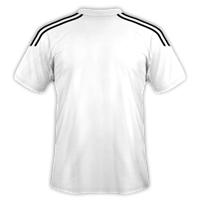 Jersey Adidas Warna Putih