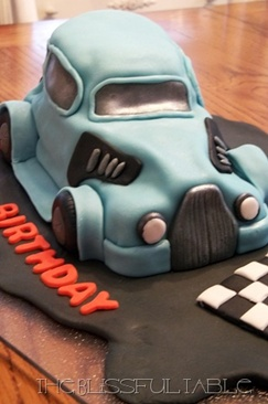 1933 Willy's Car Cake