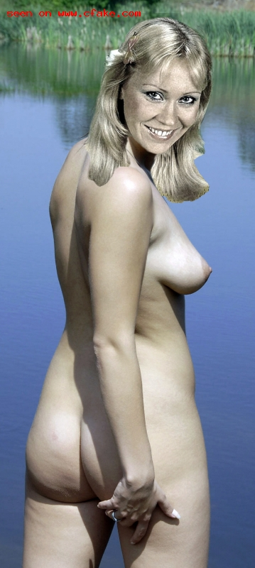 Agnetha faltskog nude magnificent words