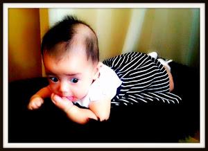 Sophea @ 4 months