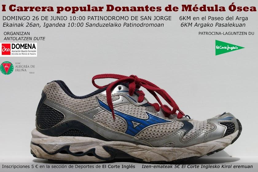 Carrera Popular Donantes de Medula Osea