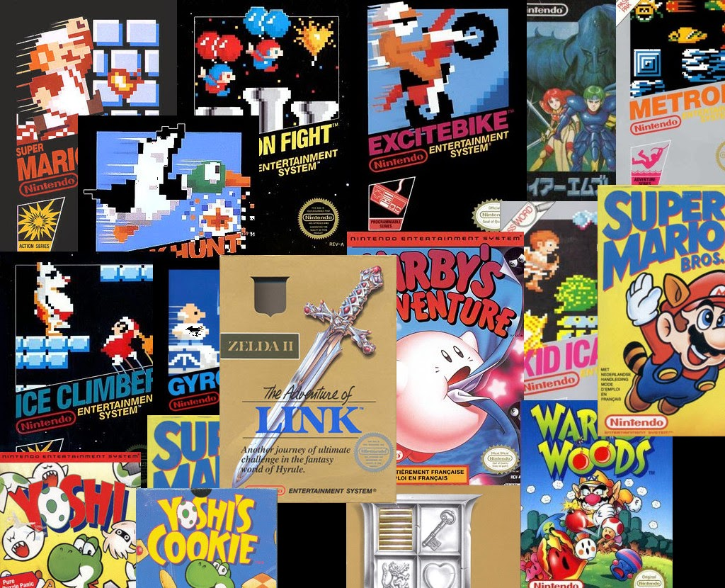 Nintendo Entertainment System games
