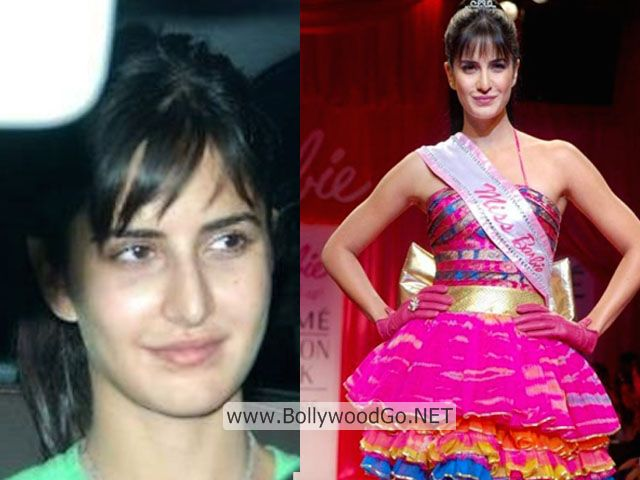 Katrina Kaif Real Life Pictures without Makeup