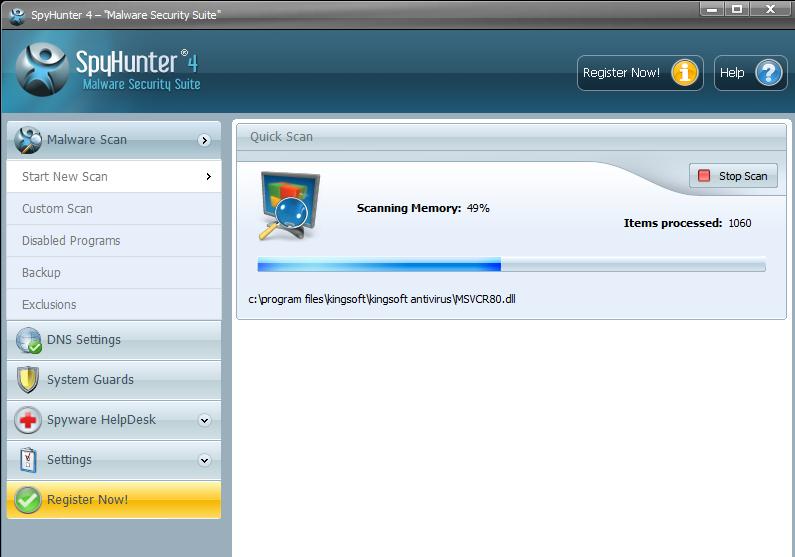 Скачать Бесплатно SpyHunter 4.8.13.3861 + crack / крек. Скачать файл беспл
